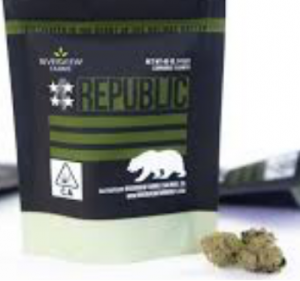 4 Republic Cannabis Flower at WeedWay, Sunland Tujunga