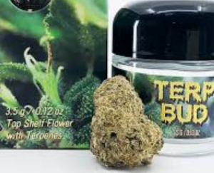 Cannabis Buds available at Legal Weed Dispensary, Sunland, LA