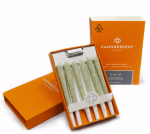 Canndescent Prerolls at WeedWay, Sunland